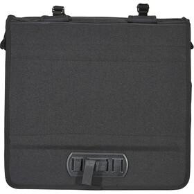 Basil Mara Doppeltasche 3XL schwarz
